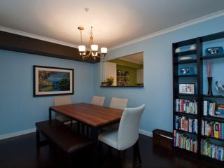 "Photo 2: 26 788 W 15TH Avenue in Vancouver: Fairview VW Townhouse for sale in ""SIXTEEN WILLOWS"" (Vancouver West)  : MLS®# V938784"