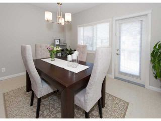 Photo 7: 911 WENTWORTH Villa SW in CALGARY: West Springs Townhouse for sale (Calgary)  : MLS®# C3532088