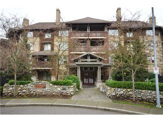 "Photo 1: 303 15 SMOKEY SMITH Place in New Westminster: GlenBrooke North Condo for sale in ""THE WESTERLY"" : MLS®# V981609"