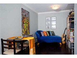 Photo 6: 102 1280 NICOLA Street in Vancouver: West End VW Condo for sale (Vancouver West)  : MLS®# V975363