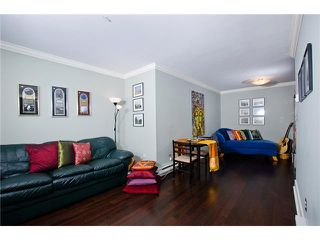 Photo 8: 102 1280 NICOLA Street in Vancouver: West End VW Condo for sale (Vancouver West)  : MLS®# V975363