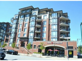 "Photo 1: 206 1581 FOSTER Street: White Rock Condo for sale in ""THE SUSSEX"" (South Surrey White Rock)  : MLS®# F1310971"