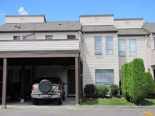 "Photo 1: 241 27411 28TH Avenue in Langley: Aldergrove Langley Townhouse for sale in ""Alderview"" : MLS®# F1316291"