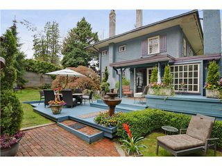 Photo 11: 1837 W 19TH Avenue in Vancouver: Shaughnessy House for sale (Vancouver West)  : MLS®# V1018111
