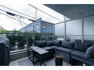 Photo 2: # 373 250 E 6TH AV in Vancouver: Mount Pleasant VE Condo for sale (Vancouver East)  : MLS®# V1024566