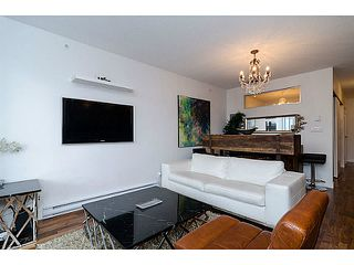 Photo 1: # 373 250 E 6TH AV in Vancouver: Mount Pleasant VE Condo for sale (Vancouver East)  : MLS®# V1024566
