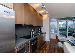 Photo 7: # 373 250 E 6TH AV in Vancouver: Mount Pleasant VE Condo for sale (Vancouver East)  : MLS®# V1024566