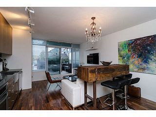 Photo 3: # 373 250 E 6TH AV in Vancouver: Mount Pleasant VE Condo for sale (Vancouver East)  : MLS®# V1024566