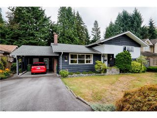"Main Photo: 3545 WELLINGTON Crescent in North Vancouver: Edgemont House for sale in ""RS3"" : MLS®# V1080436"