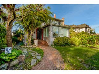 Main Photo: 3275 W 22nd Avenue in Vancouver: Dunbar House  (Vancouver West)