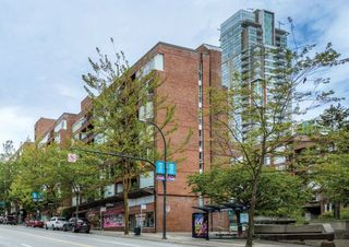 Photo 2: 808 1330 BURRARD STREET in Vancouver: Downtown VW Condo for sale (Vancouver West)  : MLS®# R2258563