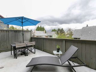 Photo 20: 28 900 W 17 STREET in North Vancouver: Hamilton Townhouse for sale : MLS®# R2262467
