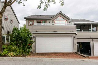 "Main Photo: 50 323 GOVERNORS Court in New Westminster: Fraserview NW Townhouse for sale in ""Fraserview"" : MLS®# R2401905"