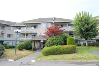 "Photo 1: 235 2451 GLADWIN Road in Abbotsford: Abbotsford West Condo for sale in ""Centennial Court"" : MLS®# R2403099"