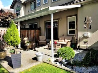 """Photo 3: 9 998 RIVERSIDE Drive in Port Coquitlam: Riverwood Townhouse for sale in """"PARKSIDE PLACE"""" : MLS®# R2408047"""