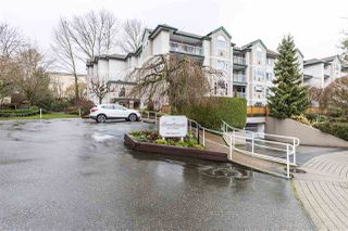 "Photo 1: 402 2963 NELSON Place in Abbotsford: Central Abbotsford Condo for sale in ""BRAMBLEWOODS"" : MLS®# R2424654"