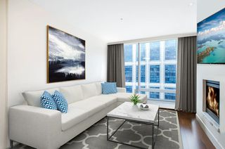 "Photo 1: 2704 1111 ALBERNI Street in Vancouver: West End VW Condo for sale in ""Living SHANGRI-LA"" (Vancouver West)  : MLS®# R2429593"