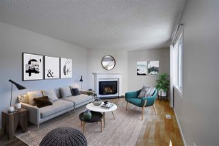 Photo 12: 5837 RIVERBEND Road in Edmonton: Zone 14 Townhouse for sale : MLS®# E4202774
