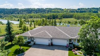 Main Photo: 7 8 Riverview Circle: Cochrane Semi Detached for sale : MLS®# A1019088