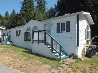 Photo 1: 8 22885 TRANS CANADA Highway in Hope: Hope Center Manufactured Home for sale : MLS®# R2482859