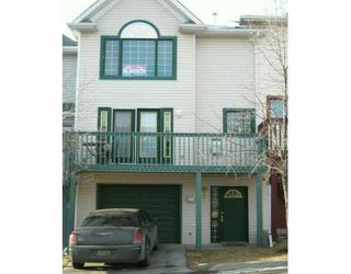 Main Photo:  in CALGARY: Prominence Patterson Townhouse for sale (Calgary)  : MLS®# C3196297