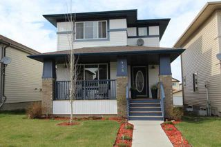 Photo 1: 438 SAGEWOOD Drive SW: Airdrie Residential Detached Single Family for sale : MLS®# C3523144