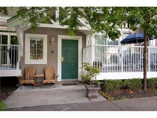 "Photo 1: 70 2422 HAWTHORNE Avenue in Port Coquitlam: Central Pt Coquitlam Townhouse for sale in ""Hawthorne Gate"" : MLS®# V1009347"