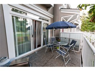 "Photo 10: 70 2422 HAWTHORNE Avenue in Port Coquitlam: Central Pt Coquitlam Townhouse for sale in ""Hawthorne Gate"" : MLS®# V1009347"