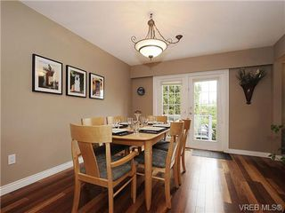 Photo 6: 2320 Hollyhill Place in VICTORIA: SE Arbutus Strata Duplex Unit for sale (Saanich East)  : MLS®# 328714