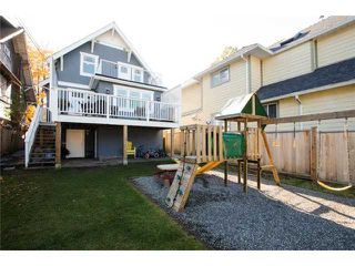 Photo 18: 185 W 18TH AV in Vancouver: Cambie House for sale (Vancouver West)  : MLS®# V1033214