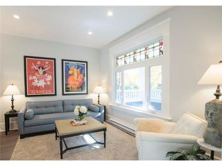 Photo 3: 185 W 18TH AV in Vancouver: Cambie House for sale (Vancouver West)  : MLS®# V1033214