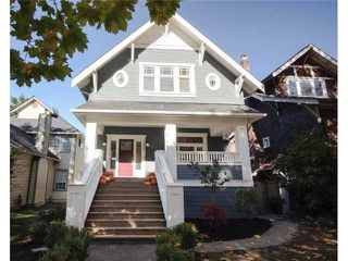 Photo 1: 185 W 18TH AV in Vancouver: Cambie House for sale (Vancouver West)  : MLS®# V1033214