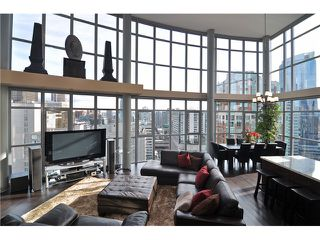 Photo 2: # PH 2 1050 SMITHE ST in Vancouver: West End VW Condo for sale (Vancouver West)  : MLS®# V1055430