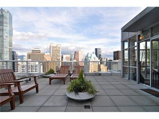 Photo 5: # PH 2 1050 SMITHE ST in Vancouver: West End VW Condo for sale (Vancouver West)  : MLS®# V1055430