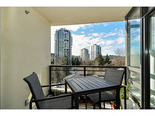 Photo 15: # 605 400 CAPILANO RD in Port Moody: Port Moody Centre Condo for sale : MLS®# V1046135