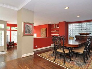 Photo 7: 5484 MONTE BRE CR in West Vancouver: Upper Caulfeild House for sale : MLS®# V1058686