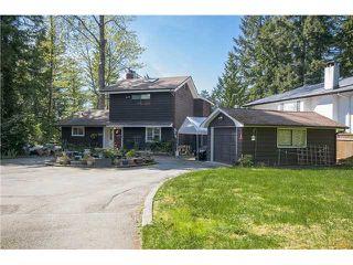 Main Photo: 1535 LENNOX ST in North Vancouver: Blueridge NV House for sale : MLS®# V1061031