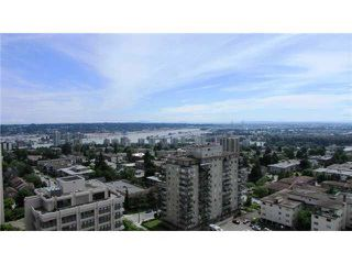 """Photo 7: 1804 615 BELMONT Street in New Westminster: Uptown NW Condo for sale in """"BELMONT TOWERS"""" : MLS®# V1072992"""
