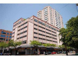 """Photo 1: 1804 615 BELMONT Street in New Westminster: Uptown NW Condo for sale in """"BELMONT TOWERS"""" : MLS®# V1072992"""