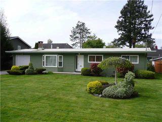 Photo 1: 5411 CRESCENT DR in Ladner: Hawthorne House for sale : MLS®# V1061934