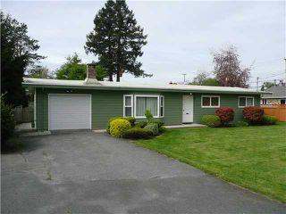 Photo 2: 5411 CRESCENT DR in Ladner: Hawthorne House for sale : MLS®# V1061934