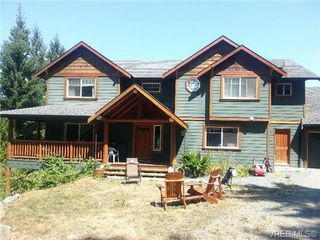 Photo 1: 3268 Shawnigan Lake Rd in COBBLE HILL: ML Shawnigan Single Family Detached for sale (Malahat & Area)  : MLS®# 679539