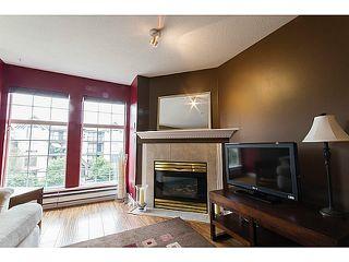 Photo 4: # 301 1655 GRANT AV in Port Coquitlam: Glenwood PQ Condo for sale : MLS®# V1080135