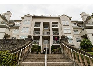 Photo 1: # 301 1655 GRANT AV in Port Coquitlam: Glenwood PQ Condo for sale : MLS®# V1080135