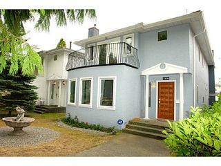 Photo 1: 1379 HOPE Road in North Vancouver: Pemberton NV House for sale : MLS®# V1083964