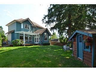 Photo 2: 10351 167A ST in Surrey: Fraser Heights House for sale (North Surrey)  : MLS®# F1422176