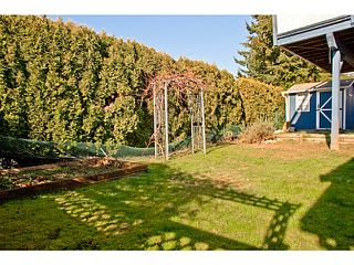 Photo 10: 2051 DAWES HILL RD in Coquitlam: Central Coquitlam House for sale : MLS®# V1108687