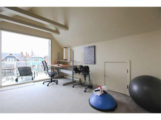 Photo 18: 3542 West 2nd Avenue in Vancouver: Kitsilano House 1/2 Duplex for sale (Vancouver West)  : MLS®# V1112652
