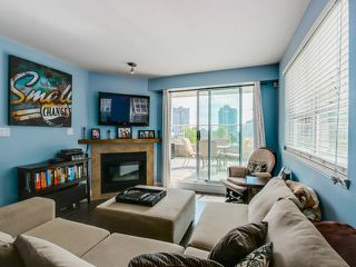 Photo 6: # 206 1035 AUCKLAND ST in New Westminster: Uptown NW Condo for sale : MLS®# V1122665
