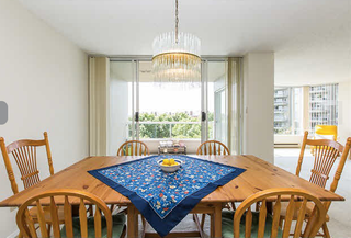 Photo 3: 406 1065 Quayside Drive in New Westminister: Quay Condo for sale (New Westminster)  : MLS®# v1122954